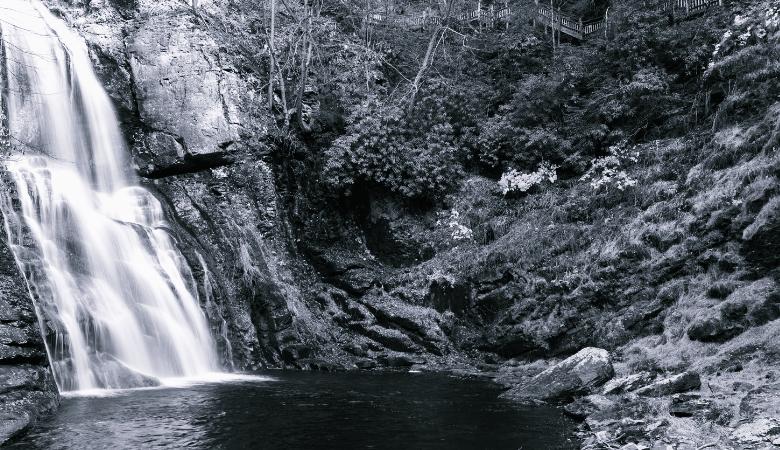 vodopády bedřichov
