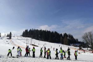 Zimní dovolená na horách s dětmi
