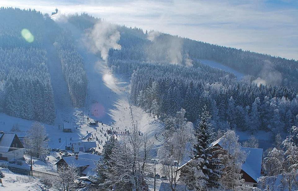 Kam s dětmi na lyže